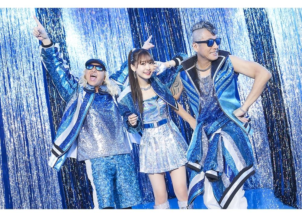 春アニメ『異世界魔王Ω』声優・芹澤優が、DJ KOO、MOTSUとタッグを組んだ!