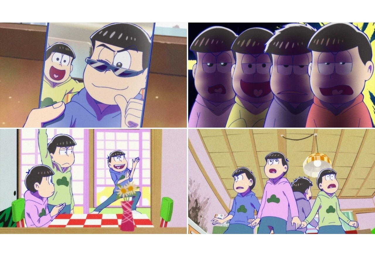 TVアニメ『おそ松さん』第3期 第22話場面カット公開