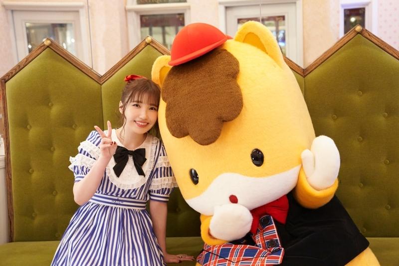 内田彩さんに新曲「∞リボンをギュッと∞」について聞いたら、ぐんまちゃんへの深すぎる愛が返ってきた話【インタビュー】