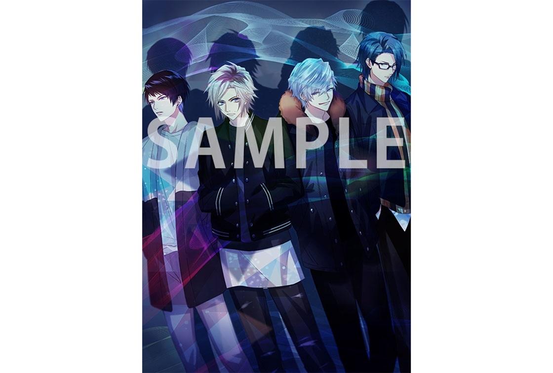 スマホブラウザ版『DYNAMIC CHORD feat.apple-polisher』4月22日発売