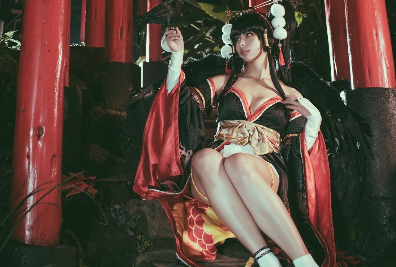 女天狗(DEAD OR ALIVE)、エルザ(リゼロ)など、セクシー衣装のキャラコスプレ特集