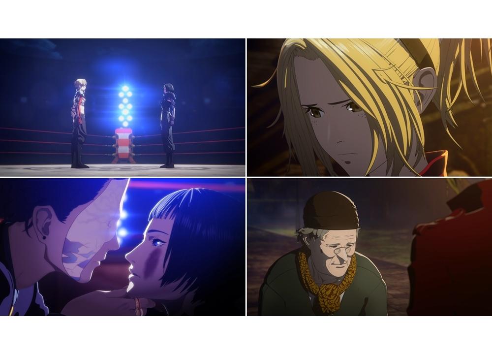 冬アニメ『Levius レビウス』第10話「アンタをボコボコにすんのはアタシだろうが!」予告動画公開!