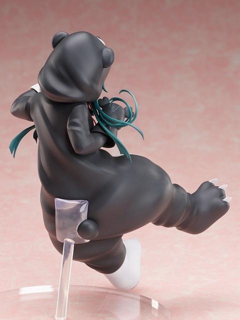 TVアニメ『くまクマ熊ベアー』より、キャストオフも可能なクマの着ぐるみを身にまとった「ユナ」が1/7スケールでフィギュア化!【今なら18%OFF!】