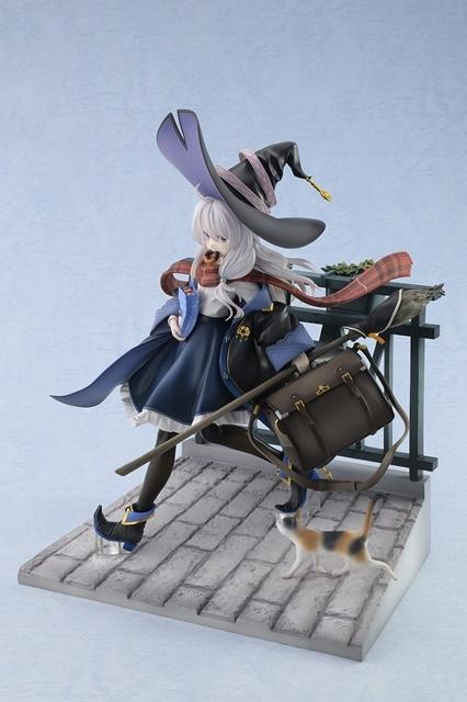 【本日予約締切!】TVアニメ『魔女の旅々』より、主人公の「イレイナ」が原作5巻の表紙イラストをモチーフにフィギュア化!【今なら18%OFF!】-3