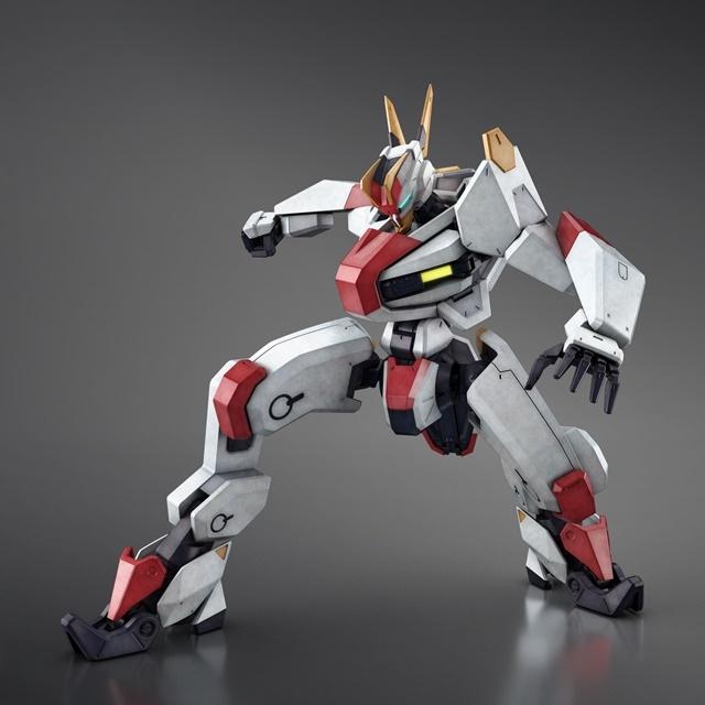 オリジナルロボットアニメーション作品『境界戦機』が2021年秋より公開! ティザービジュアルが公開!-2