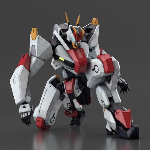オリジナルロボットアニメーション作品『境界戦機』が2021年秋より公開! ティザービジュアルが公開!-3