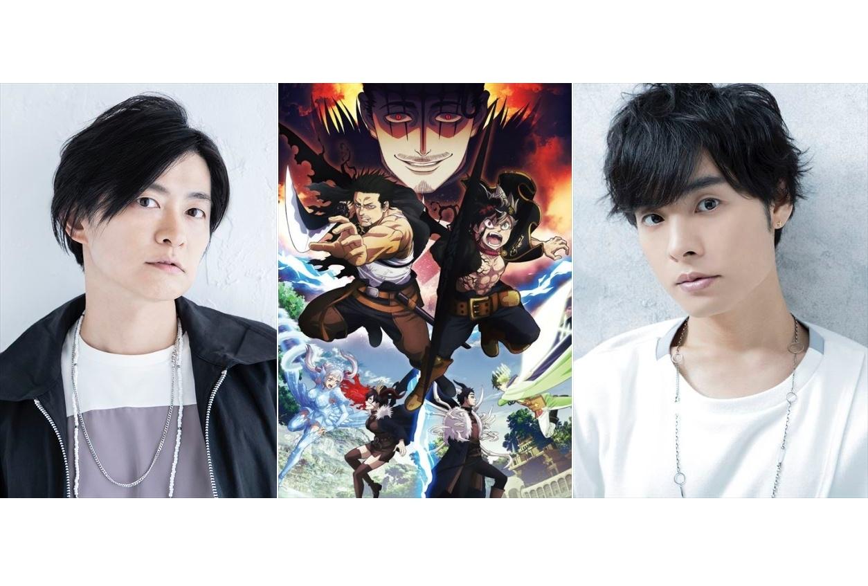 TVアニメ『ブラクロ』追加声優・下野紘、岡本信彦のコメント公開
