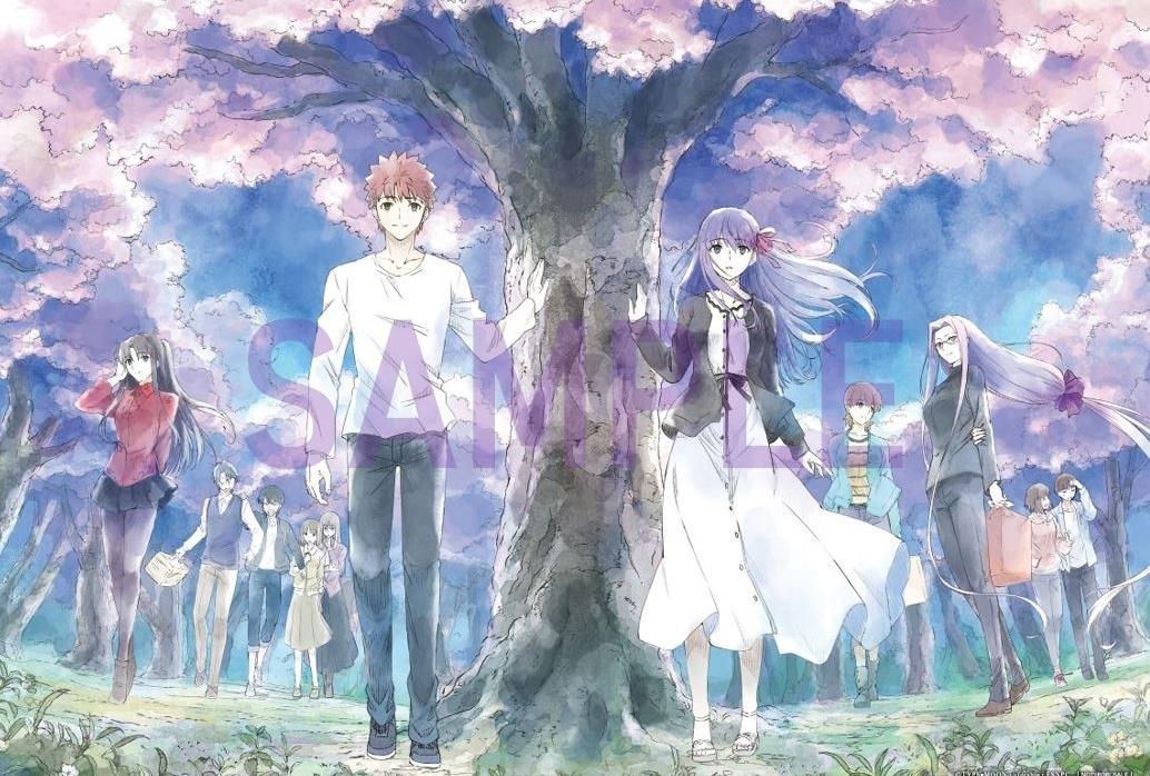 劇場版『Fate/stay night[HF]』III ビデオマスター版 特別上映決定