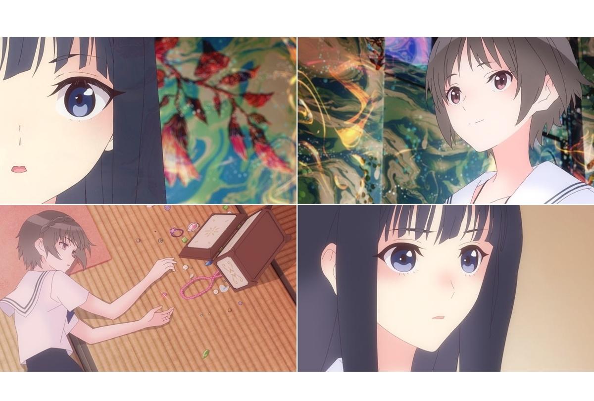 春アニメ『BLUE REFLECTION RAY/澪』2パターンのPVが公開