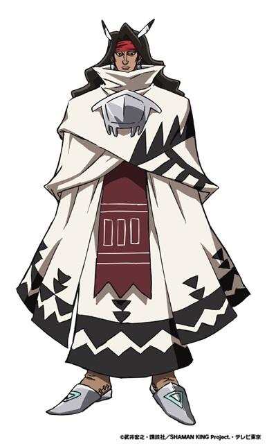 春アニメ『SHAMAN KING』追加声優としてシルバ役に緑川光さん、カリム役に花輪英司さんが決定、コメント到着!配信・追加放送情報も公開-2