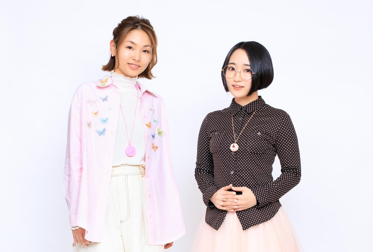 『映画ヒープリ』悠木碧、三瓶由布子による夢のピンクプリキュア対談実現!