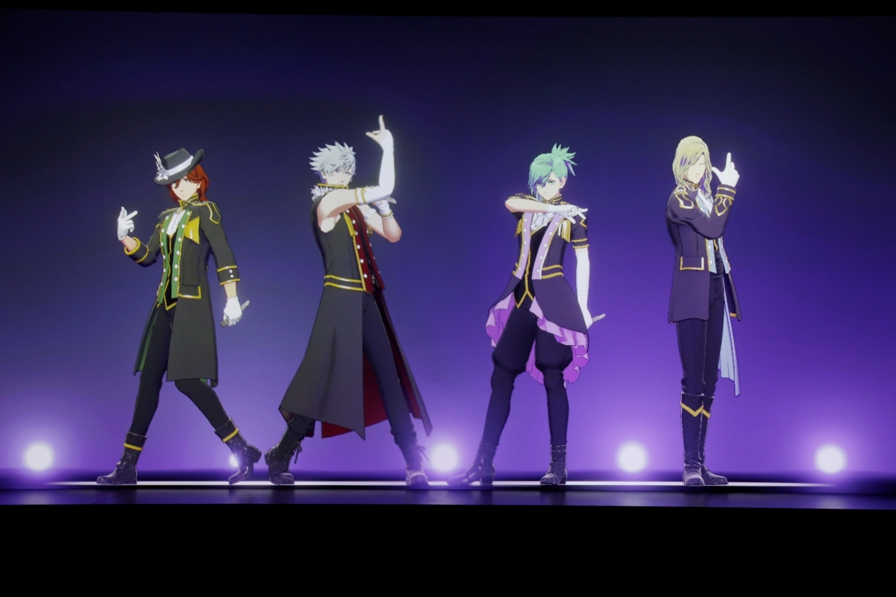 『QUARTET NIGHT LIKE A GAME』先行体験レポート