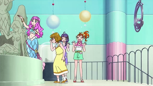 TVアニメ『トロピカル~ジュ!プリキュア』第4話「はじけるキュアパパイア! これが私の物語!」の先行カット到着! 追加声優に渡辺明乃さん、コメントも公開