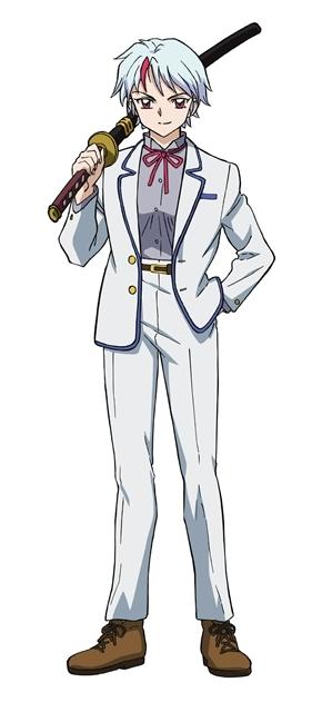TVアニメ『半妖の夜叉姫』弐の章が制作決定! メインキャラクターデザイン・高橋留美子先生からのコメントも到着-4