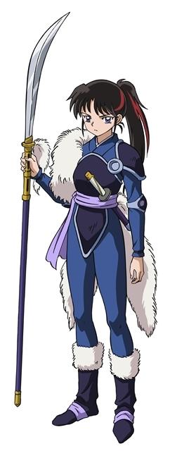 TVアニメ『半妖の夜叉姫』弐の章が制作決定! メインキャラクターデザイン・高橋留美子先生からのコメントも到着-5