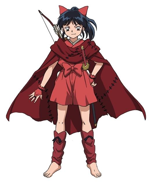 TVアニメ『半妖の夜叉姫』弐の章が制作決定! メインキャラクターデザイン・高橋留美子先生からのコメントも到着-6