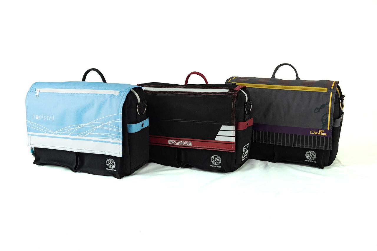 『アイドルマスター シャイニーカラーズ』日常使いに最適な3WAYバッグが発売