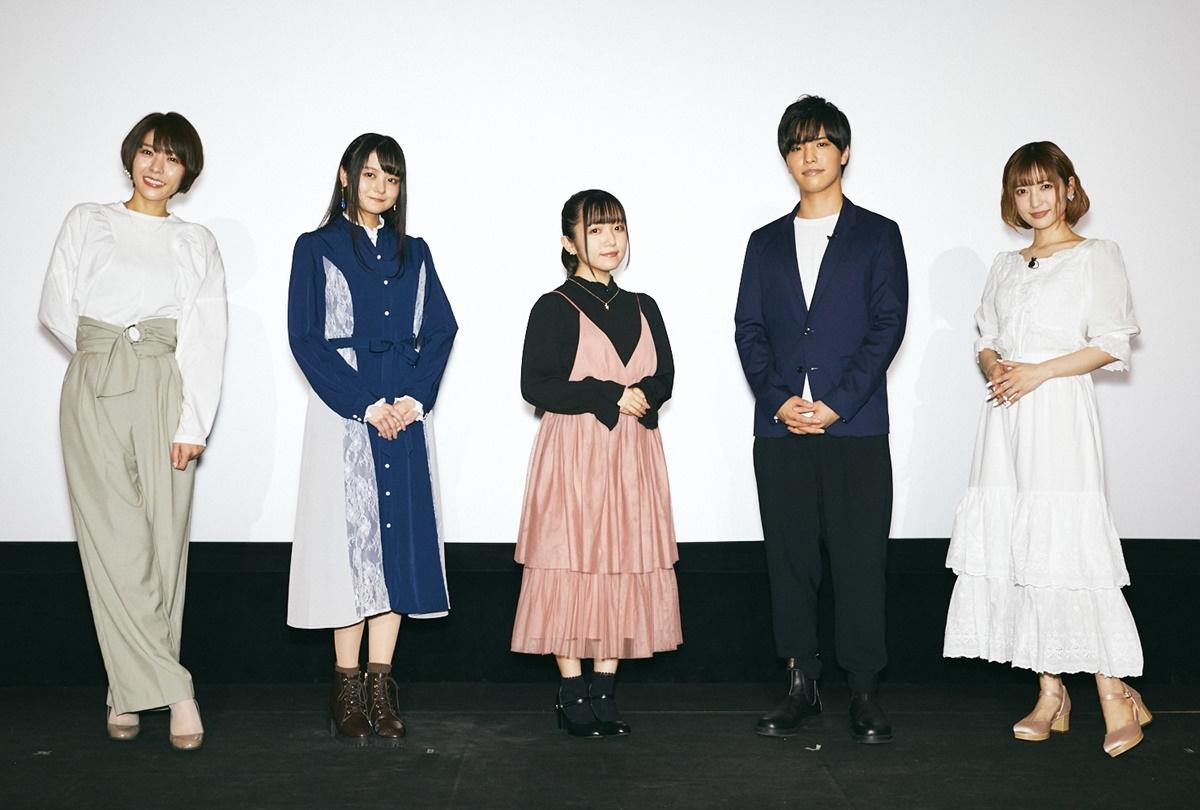 アニメ『アイプラ』キャスト登壇先行上映会オフィシャルレポート