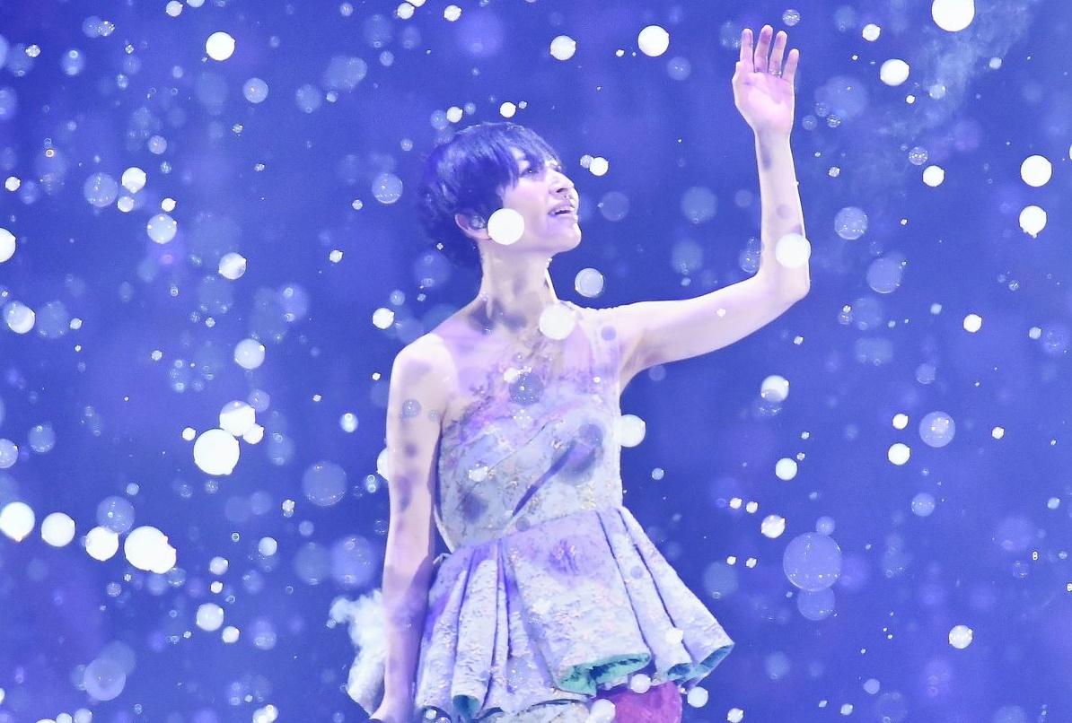 坂本真綾25周年記念LIVEオフィシャルライブレポート到着