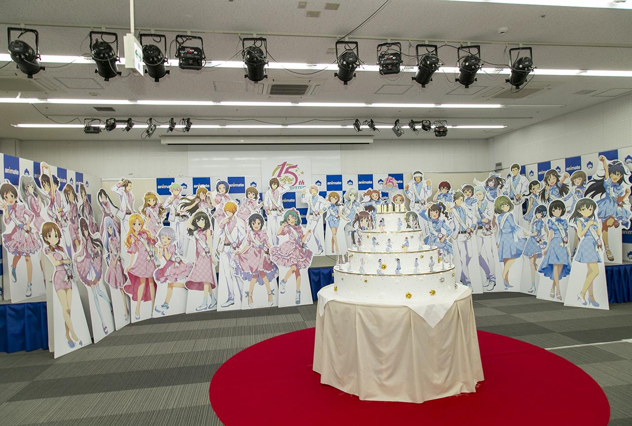 『アイマス』日本横断フェアinアニメイト グランドフィナーレをレポート