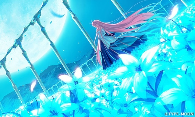 ゲーム『月姫 -A piece of blue glass moon-』が2021年8月26日(木)に発売決定! キャラクターデザイン・武内崇氏描き下ろしメインビジュアルが公開!