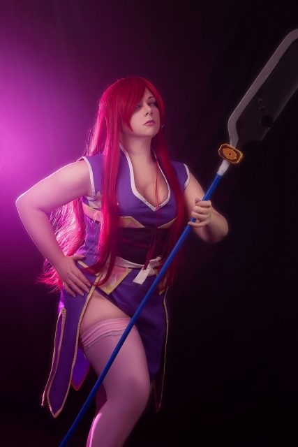 『FAIRY TAIL』より、妖精の尻尾最強の女魔導士「エルザ・スカーレット」のコスプレ写真を紹介!