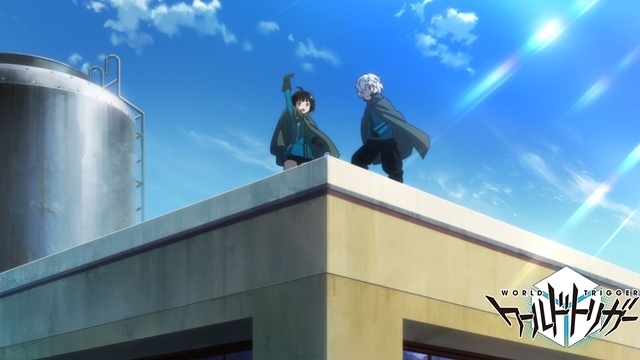 TVアニメ『ワールドトリガー』3rdシーズンは10月放送予定、開発中の最新カット公開! アニメジャパン2021で発表された最新情報も公開-4