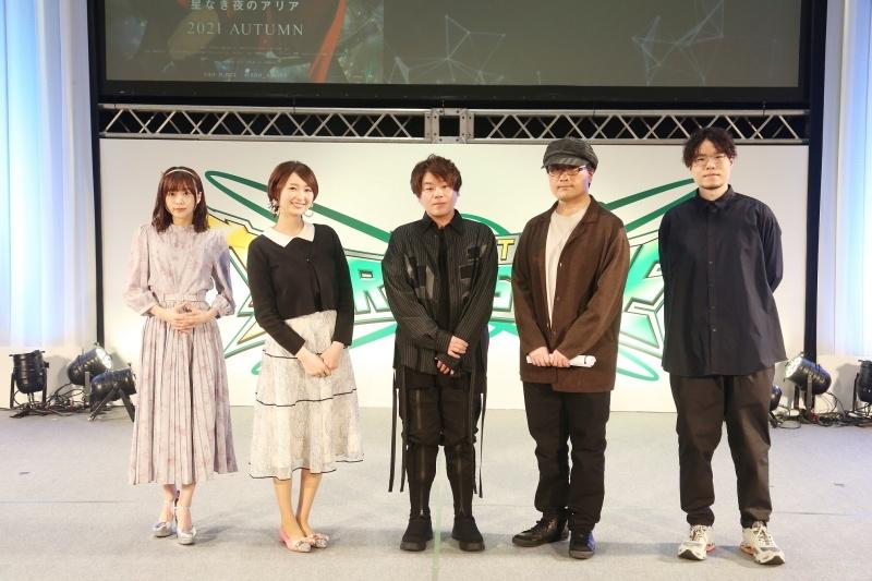 『劇場版 SAO プログレッシブ 星なき夜のアリア』ステージレポ【AJ2021】