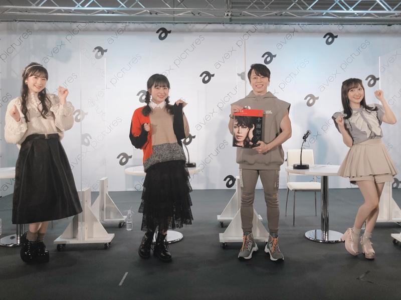西川貴教がゲスト出演した「帰ってきた!Run Girls, Radio!!」レポート【AJ2021】