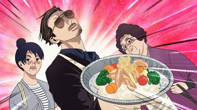 Netflix オリジナルアニメシリーズ『極主夫道』細谷佳正さん・田中敦子さんら追加声優8名解禁! 新場面写真も大公開