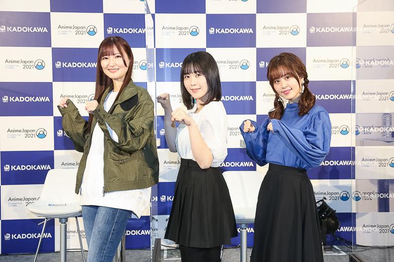 春アニメ『スーパーカブ』声優陣登壇のステージレポ【AJ2021】