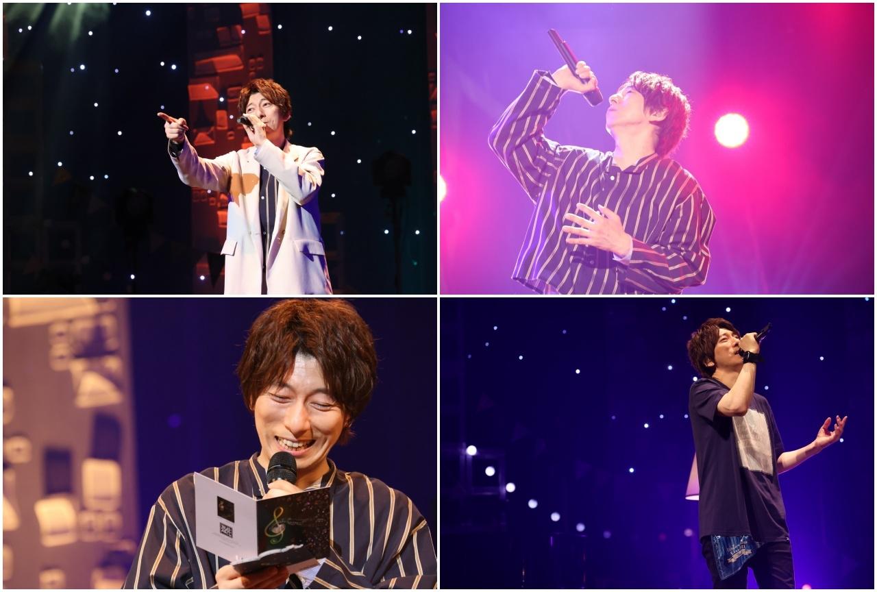 「Wataru Hatano Live 2021 -Thanks-」夜公演レポート