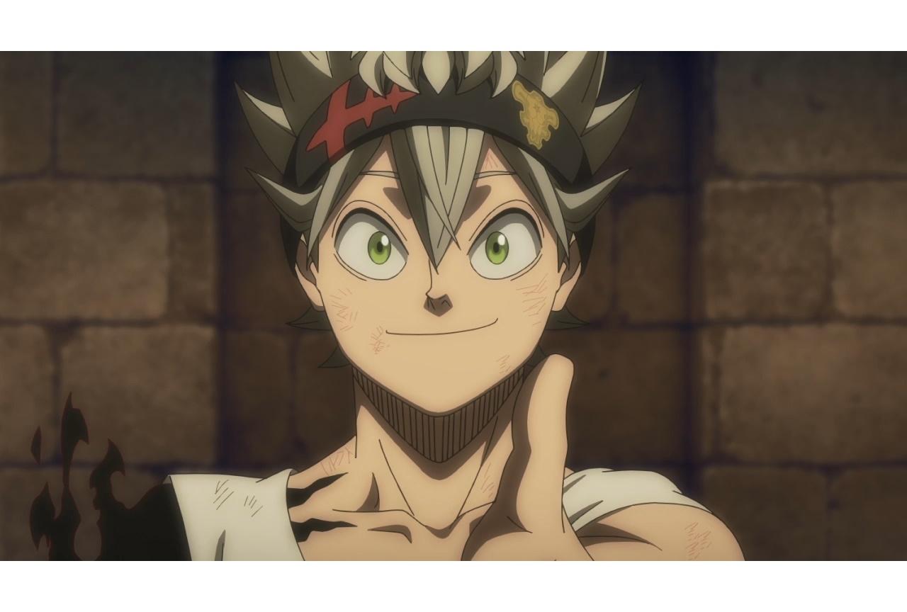 TVアニメ『ブラクロ』第170話「ハルカミライ」より先行カット公開