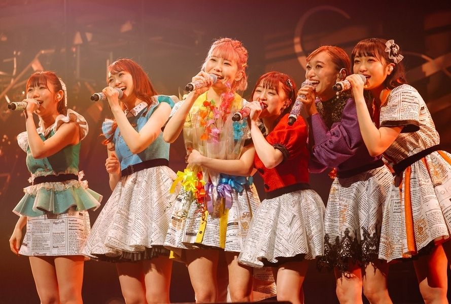 「i☆Ris LIVE 2021 ~storiez~」レポート|春が来る度に虹色の青春を想い出す。