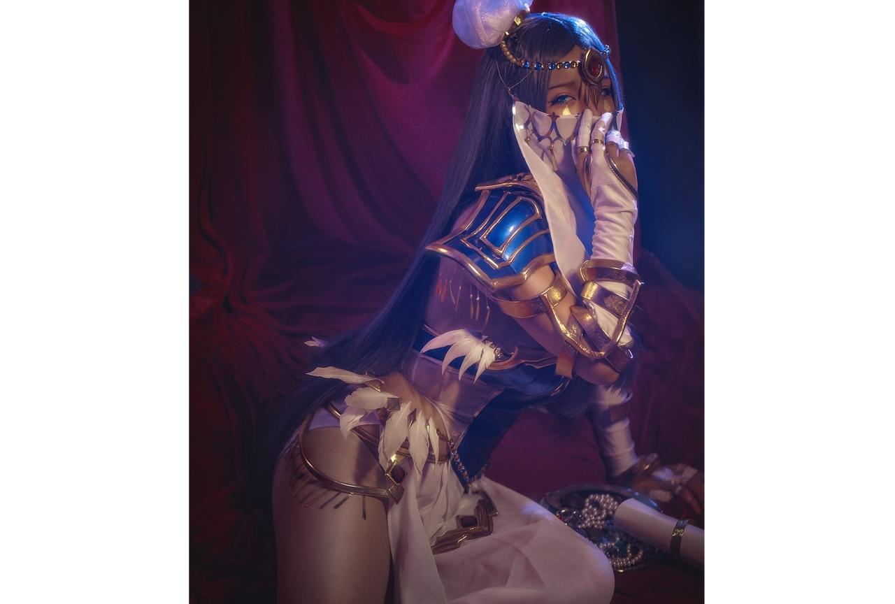 『マギ』モルジアナ、『FGO』不夜城のキャスターなど、アラビア風衣装のキャラコスプレ特集