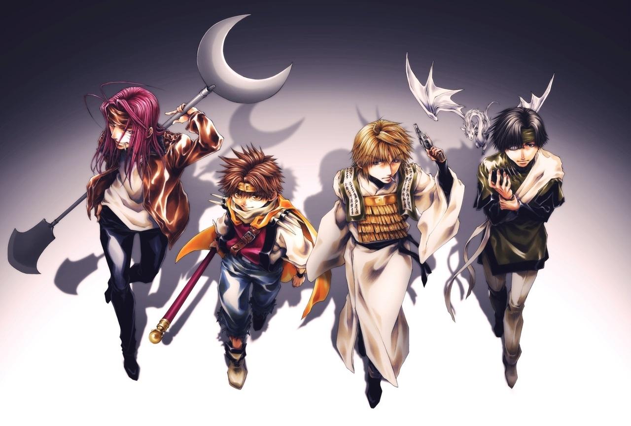 アニメ『最遊記RELOAD -ZEROIN-』ティザーサイトオープン