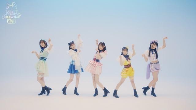 『東京ミュウミュウ にゅ~♡』キャストユニット「Smewthie」のMVダンスバージョンがプレミア公開! 5/22の有観客イベントよりチケット先行受付スタート-1