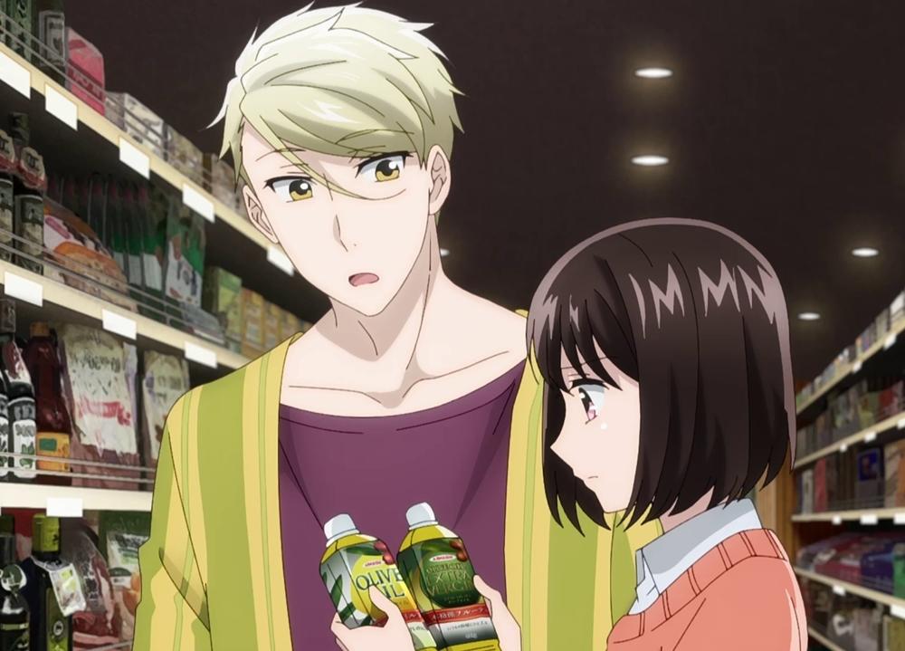 春アニメ『恋きも』第1話「悪い人では」の先行カット到着!