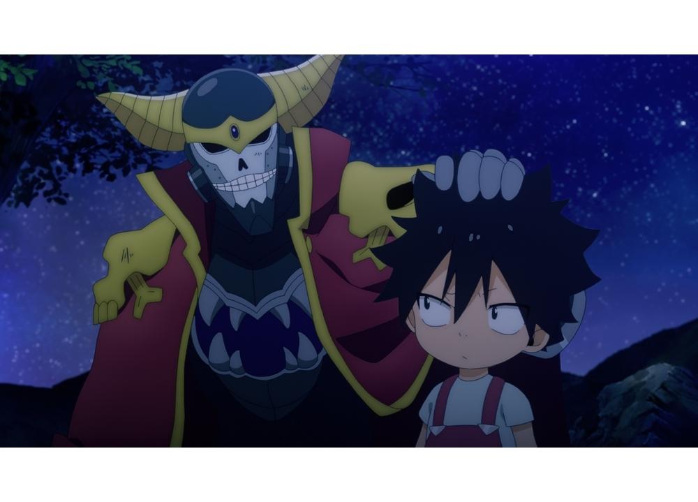 春アニメ『EDENS ZERO(エデンズゼロ)』第1話「桜舞うソラに」の先行カット公開!