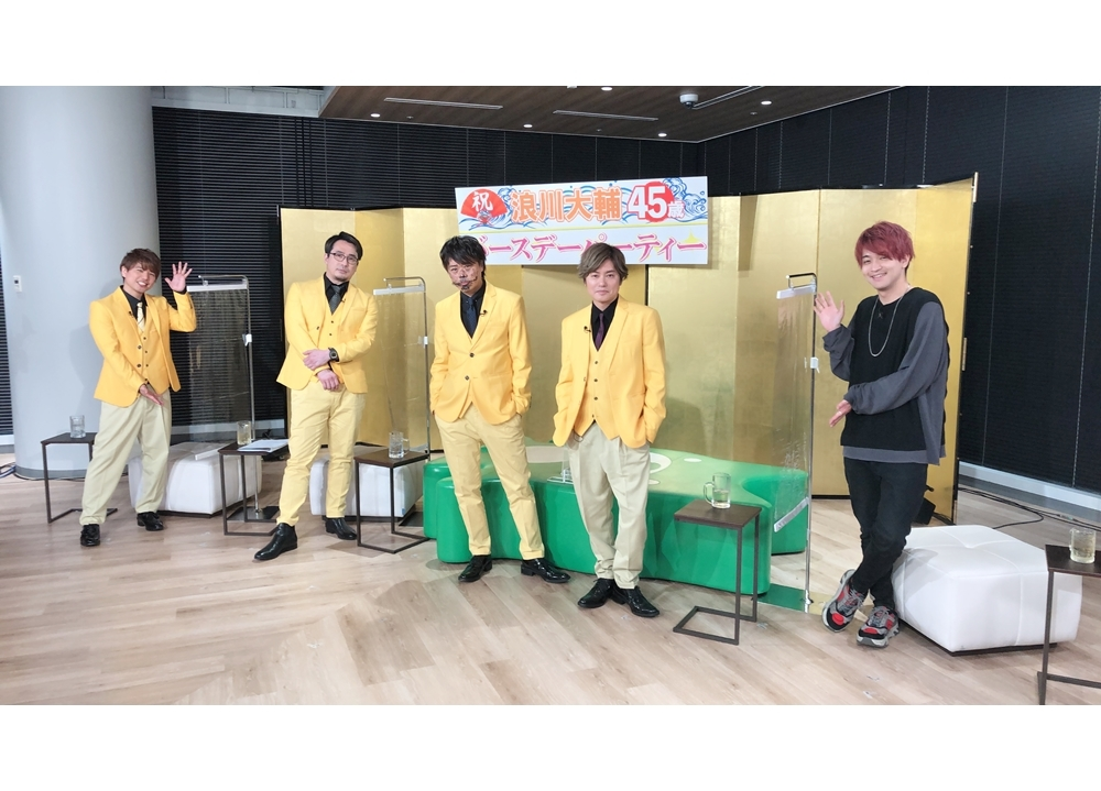 『声優と夜あそび WEEKEND 新体制発表SP』公式レポ到着!