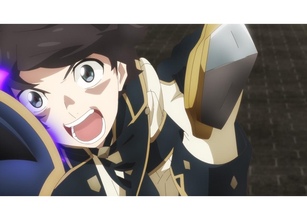 『セナレボアニメ』第2話「邂逅-グランシード-」の先行カット公開!