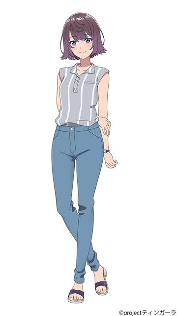 夏アニメ『白い砂のアクアトープ』第1弾キービジュアル&PVが公開! 声優・和氣あず未さん、Lynnさんが演じる追加キャラ情報、主題歌情報、放送局情報が公開