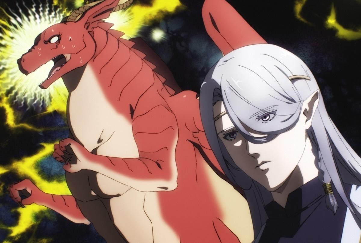 春アニメ『ドラゴン、家を買う。』第2話あらすじ&先行場面カット公開