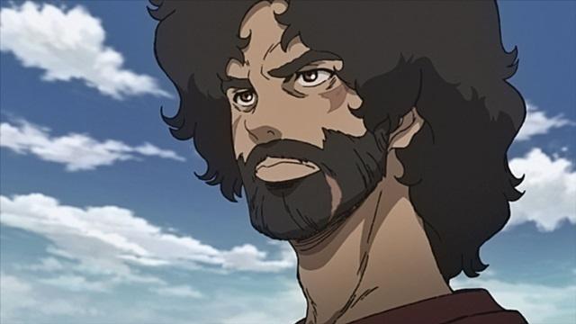NOMAD メガロボクス2第2話絶望は臆病者に勇気を与える