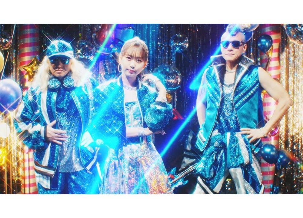芹澤優 with DJ KOO & MOTSUが歌う春アニメ『異世界魔王Ω』OPテーマよりMV初解禁!