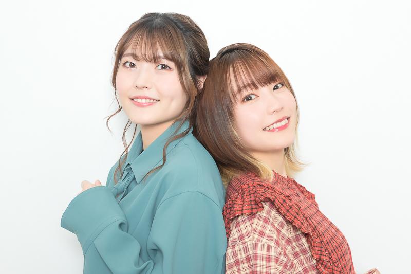 春アニメ『スライム倒して300年』本渡楓&千本木彩花インタビュー