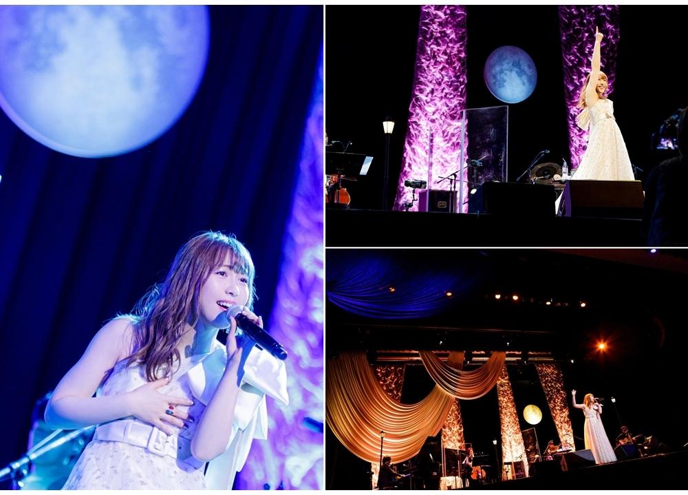 声優・歌手:安野希世乃のアコースティックライブ千秋楽より公式レポ到着