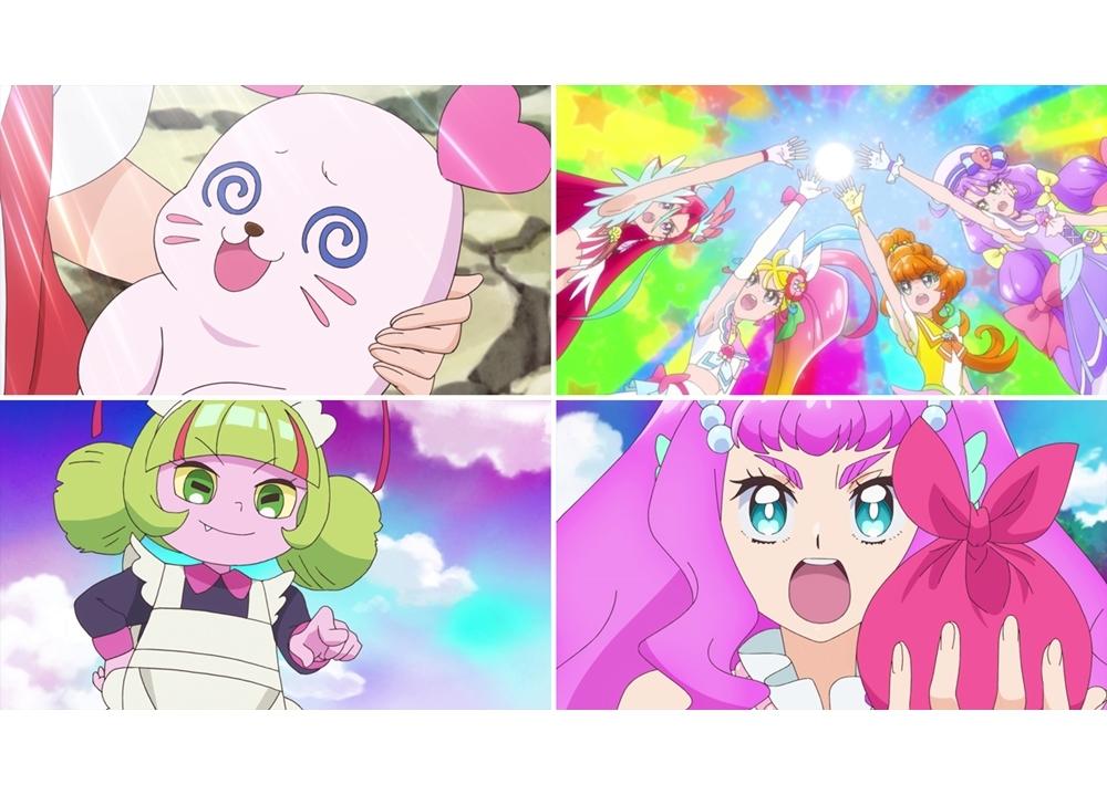 『トロプリ』第7話「やってくる! 海の妖精くるるん!」より先行カット到着!