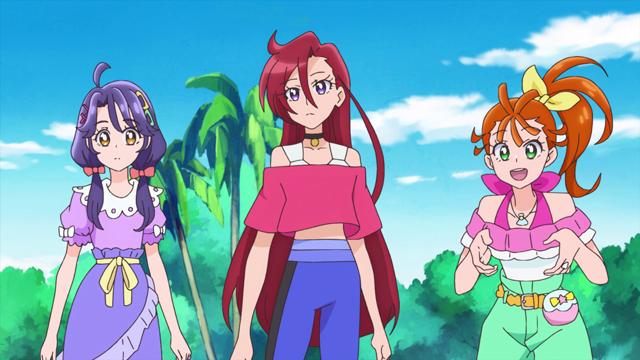 『トロピカル~ジュ!プリキュア』第7話「やってくる! 海の妖精くるるん!」より先行カット到着! 追加声優に高垣彩陽さん、コメントも公開-4