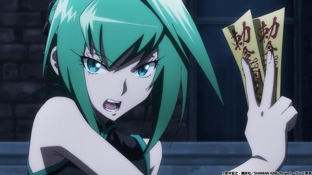 春アニメ『SHAMAN KING』より、第3廻「アンナと道 潤」のあらすじ&先行場面カットが到着!-5